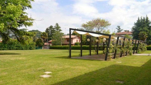 Ristorante In Villa - Corno Di Rosazzo, Udine | Parco delle Rose