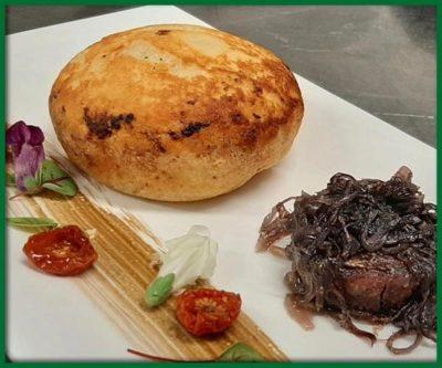 frico-morbido-patate-salame-cipolla-rossa-migliore-ristorante-udine-gorizia-collio-friuli-cormons-villa