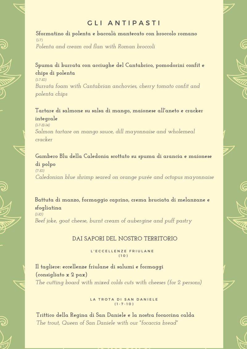 1-menu-ristorante-in-villa-udine-gli-antipasti